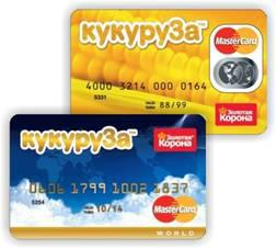Corn (map). Reviews about the plastic card Corn from Euroset